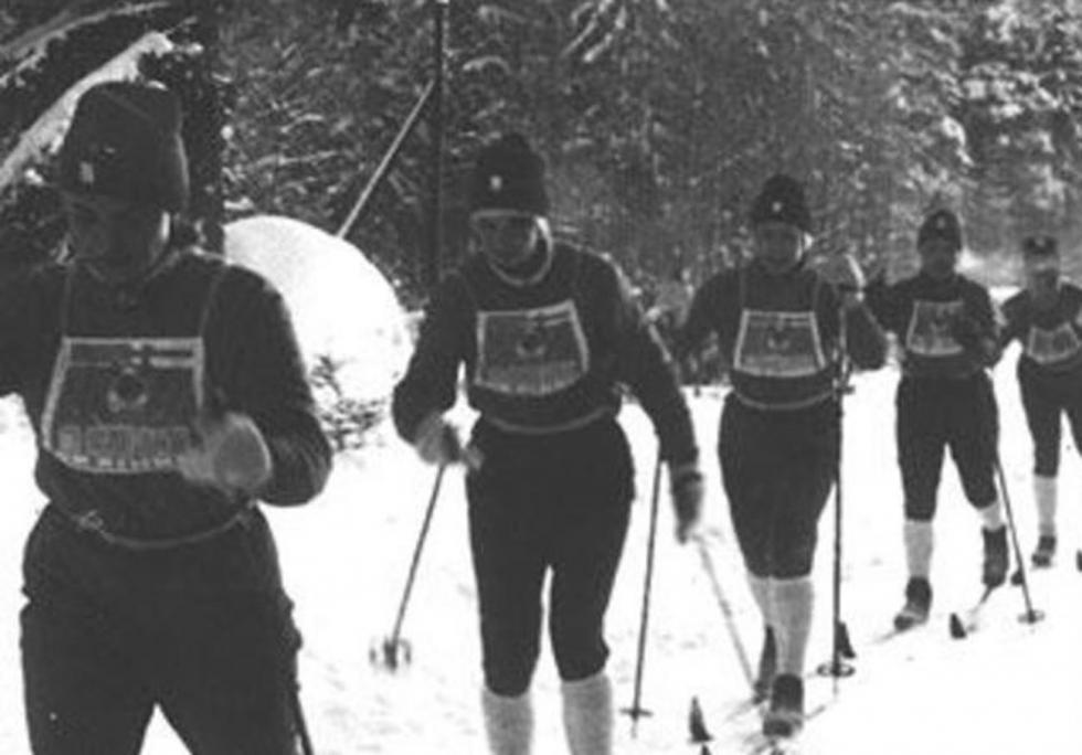 """""""梅捷利察""""探险队成员。图片来源:档案照片"""