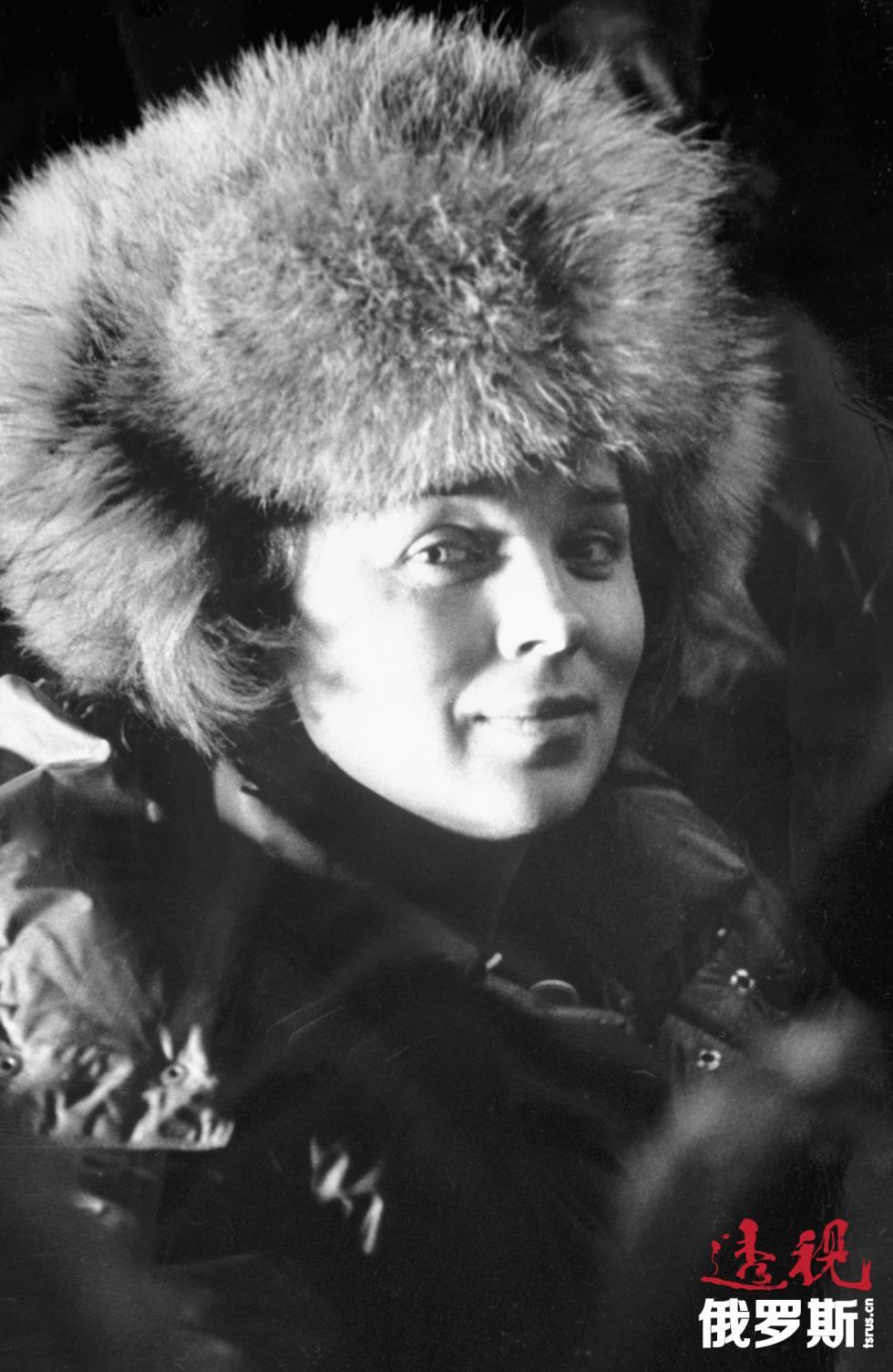 团队创始人瓦莲京娜·库兹涅佐娃。图片来源:V. Volkov / 俄新社