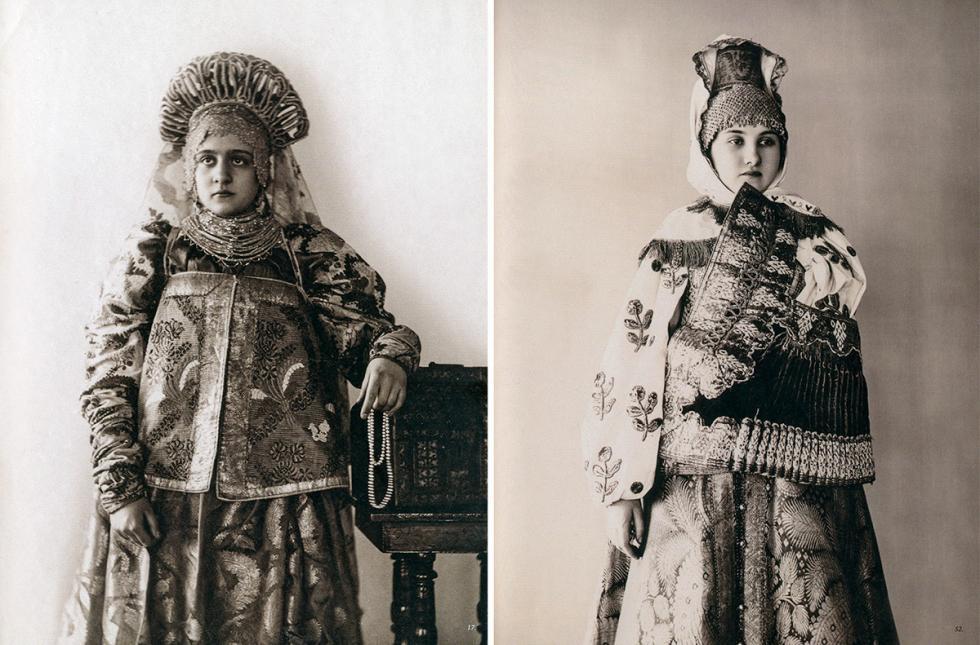 俄罗斯民族学博物馆中的沙别利斯基家族收藏