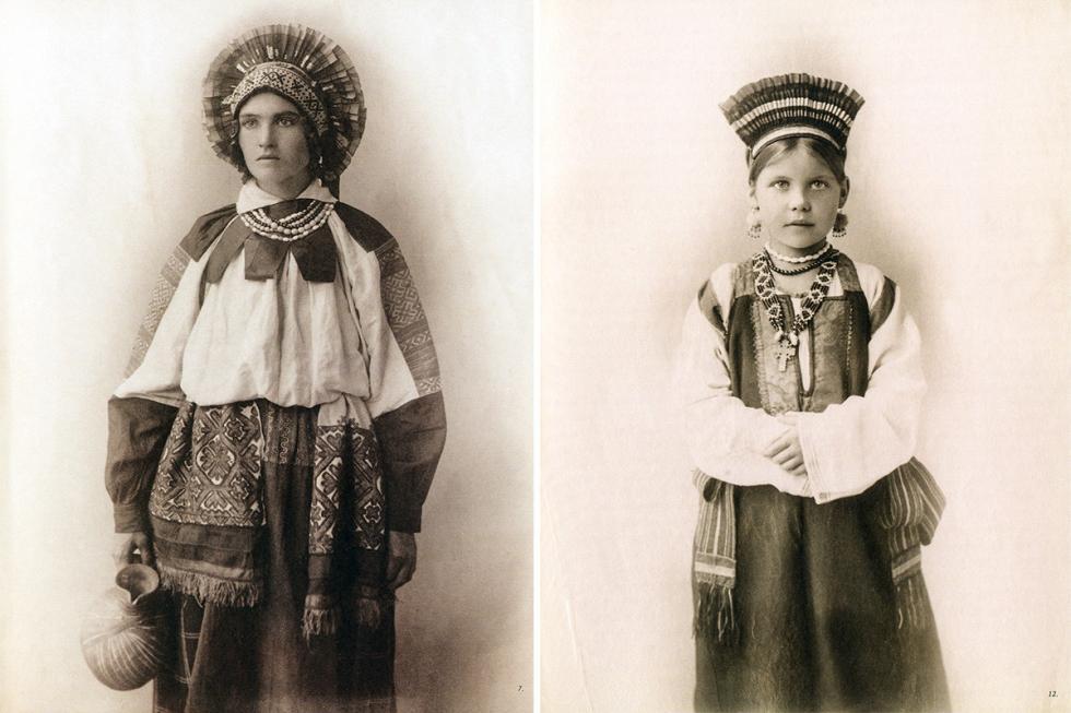 来源:俄罗斯民族学博物馆中的沙别利斯基家族收藏
