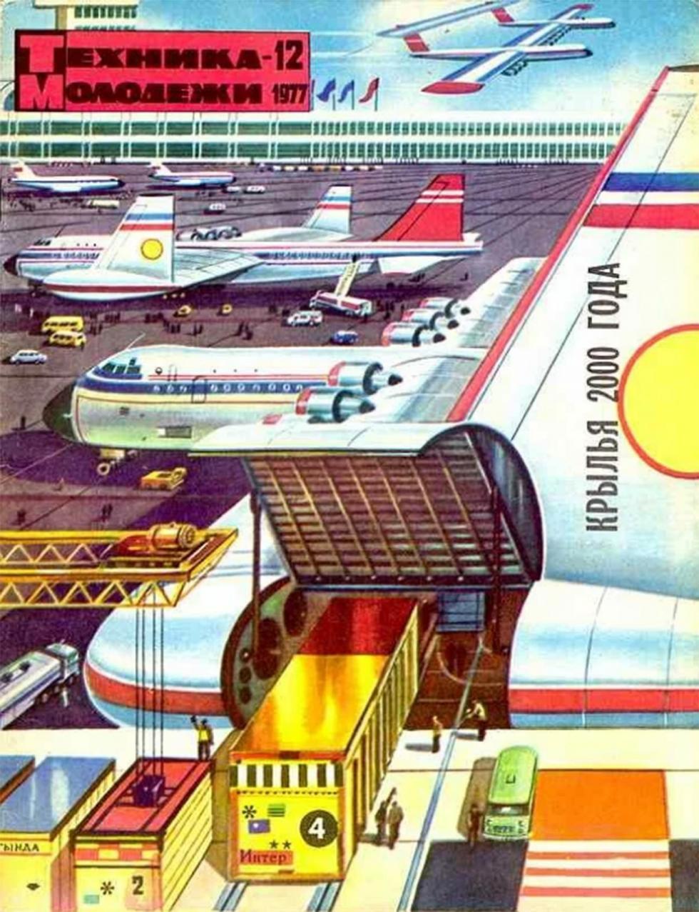 青年技术,1977年