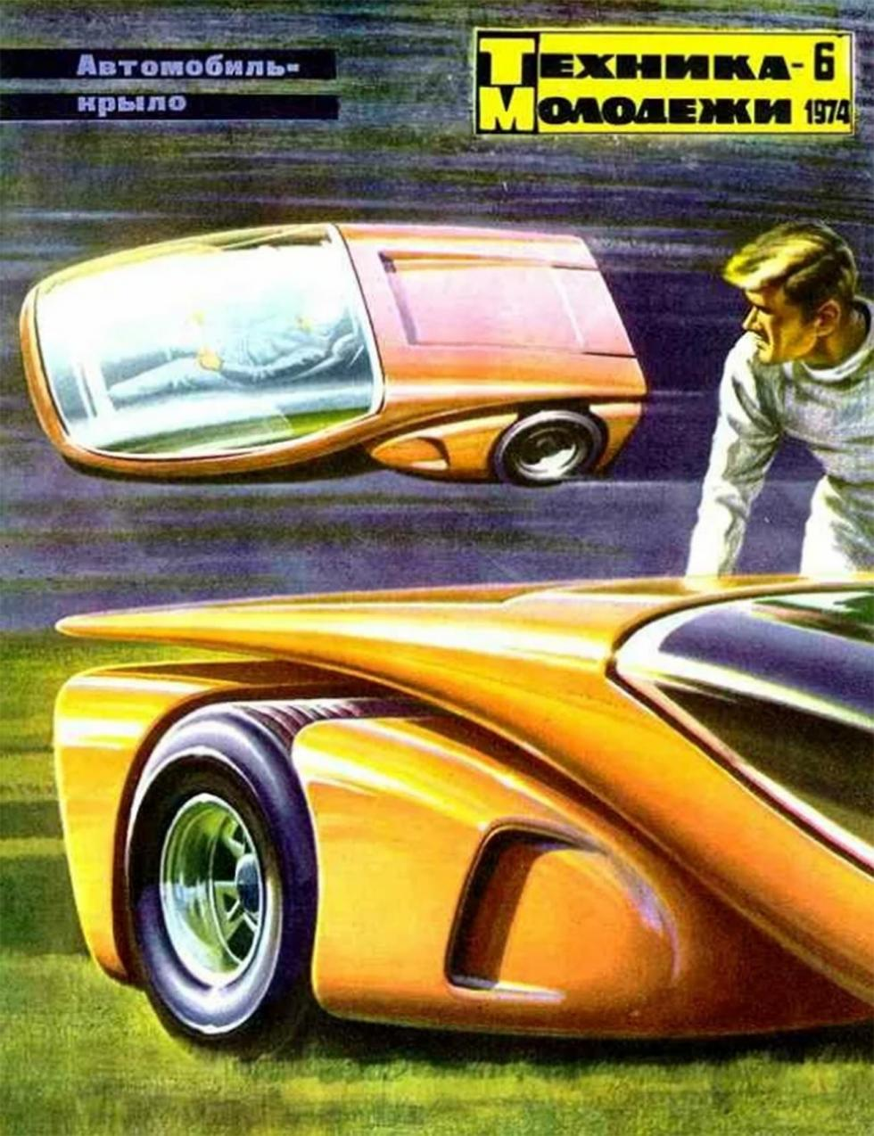 青年技术,1974年