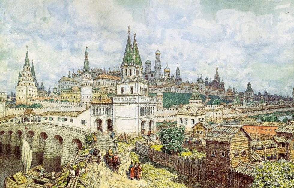 莫斯科博物馆