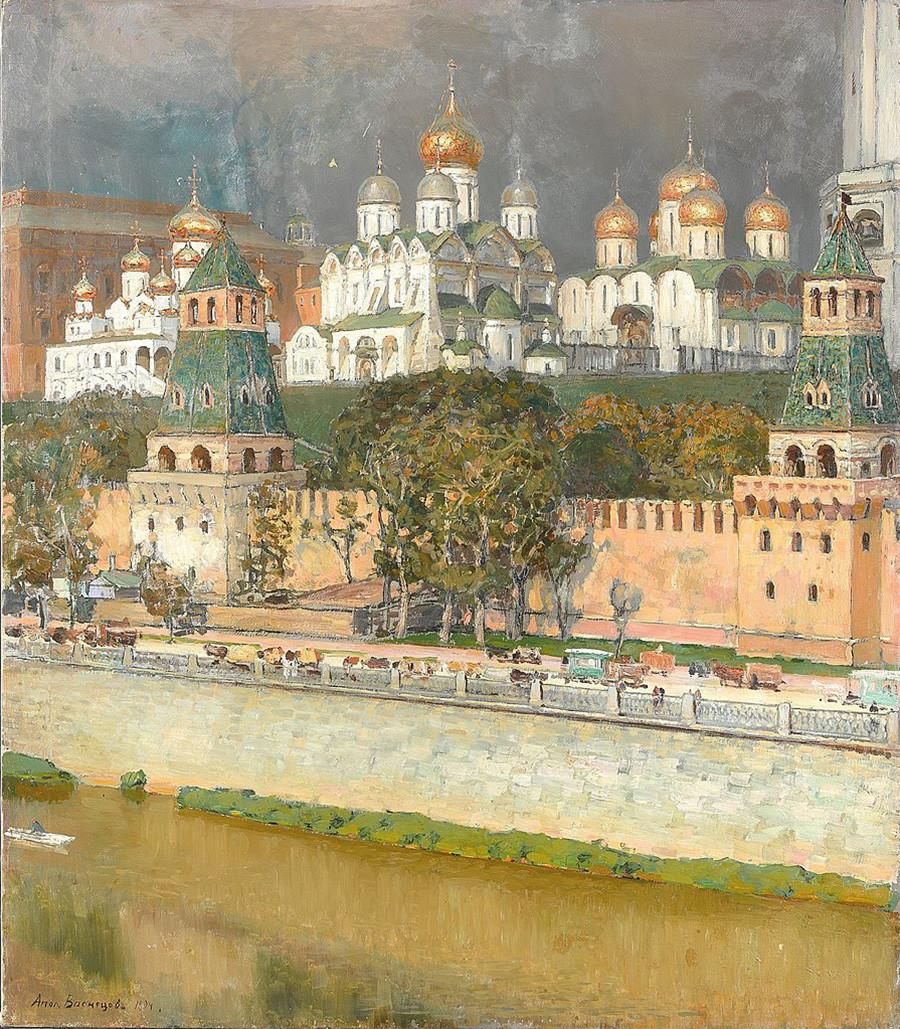 国立特列季亚科夫斯卡亚画廊