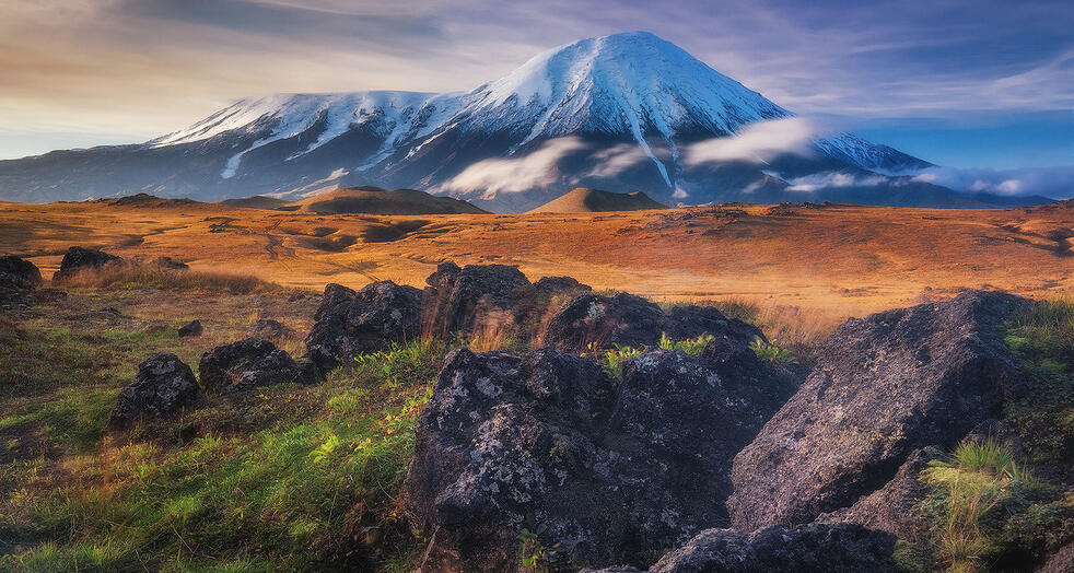 Kamchatka wild beauty